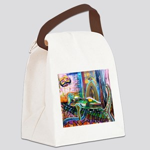 Persephone Canvas Lunch Bag