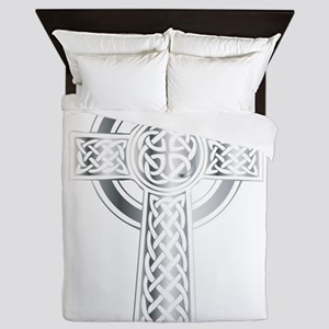 Celtic Kross Queen Duvet