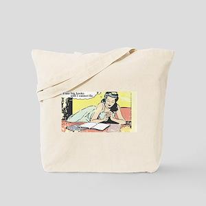 I use big books Tote Bag