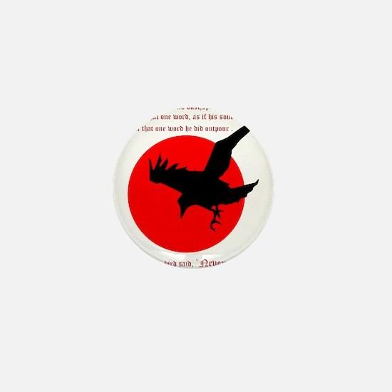 Nevermore.jpg Mini Button