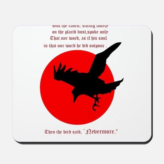 Nevermore.jpg Mousepad