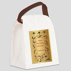 children of the brain Canvas Lunch Bag