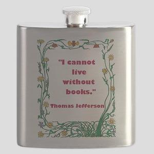 jefferson without books Flask