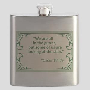 wilde in the gutter Flask