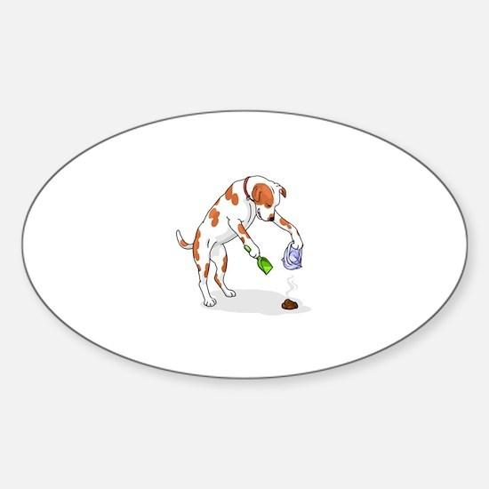 3-Fotolia_7034908_XS.jpg Sticker (Oval)