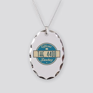 Official The 4400 Fanboy Necklace Oval Charm