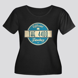 Official The 4400 Fanboy Women's Dark Plus Size Sc