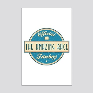 Official The Amazing Race Fanboy Mini Poster Print