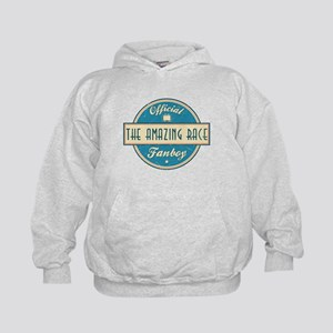 Official The Amazing Race Fanboy Kid's Hoodie