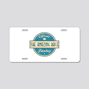 Official The Amazing Race Fanboy Aluminum License