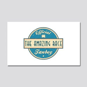 Official The Amazing Race Fanboy Car Magnet 20 x 1