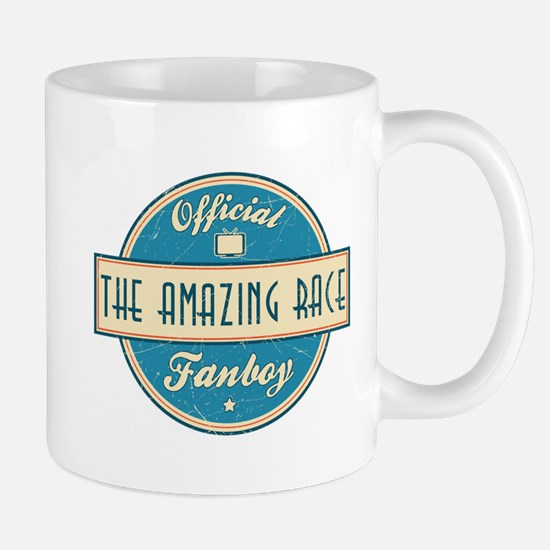 Official The Amazing Race Fanboy Mug