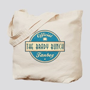 Official The Brady Bunch Fanboy Tote Bag