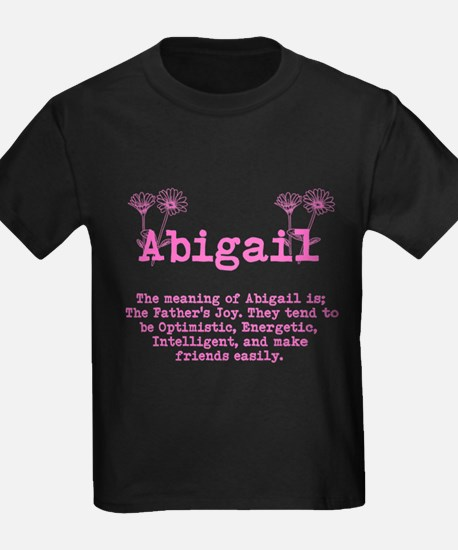 The meaning of Abigail T-Shirt