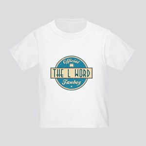 Official The L Word Fanboy Infant/Toddler T-Shirt
