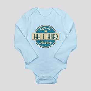 Official The L Word Fanboy Long Sleeve Infant Body