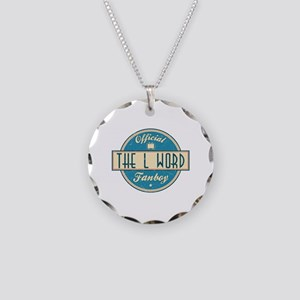 Official The L Word Fanboy Necklace Circle Charm