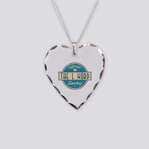 Official The L Word Fanboy Necklace Heart Charm