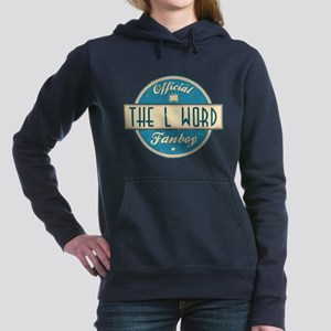 Official The L Word Fanboy Woman's Hooded Sweatshi