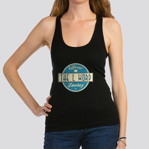 Official The L Word Fanboy Dark Racerback Tank Top