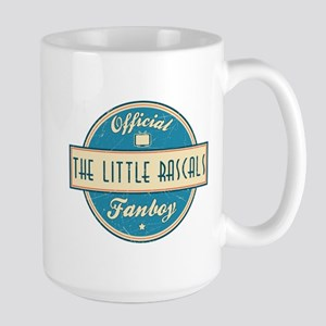 Official The Little Rascals Fanboy Large Mug