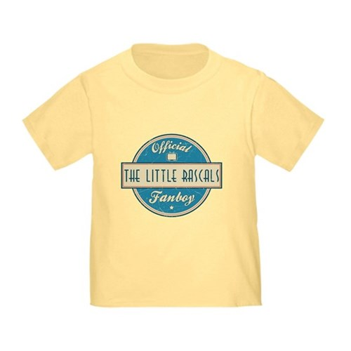 Official The Little Rascals Fanboy Infant/Toddler
