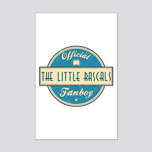 Official The Little Rascals Fanboy Mini Poster Pri
