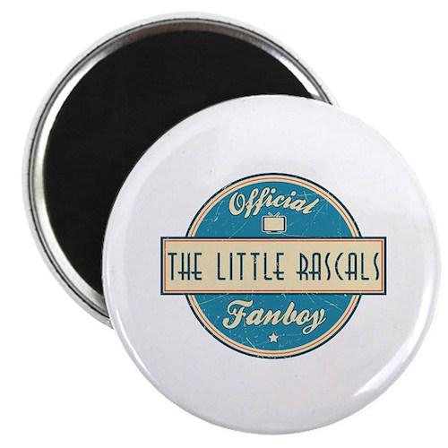 Official The Little Rascals Fanboy Magnet