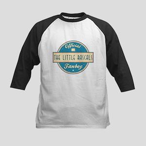 Official The Little Rascals Fanboy Kids Baseball J
