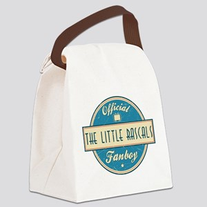 Official The Little Rascals Fanboy Canvas Lunch Ba