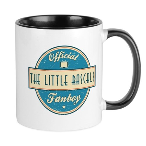 Official The Little Rascals Fanboy Mug