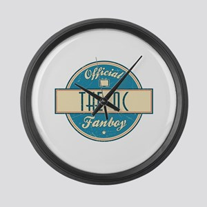 Official The OC Fanboy Large Wall Clock