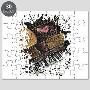 Broken Piano Puzzle