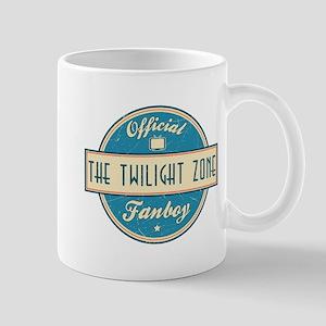Official The Twilight Zone Fanboy Mug