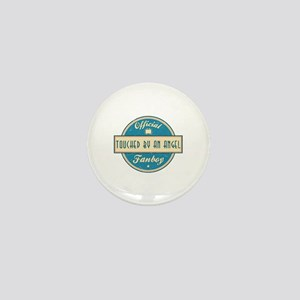 Official Touched by an Angel Fanboy Mini Button
