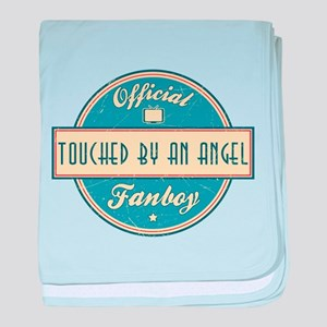 Official Touched by an Angel Fanboy Infant Blanket