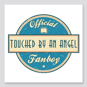 Official Touched by an Angel Fanboy Square Car Mag
