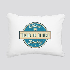 Official Touched by an Angel Fanboy Rectangular Ca