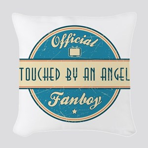 Official Touched by an Angel Fanboy Woven Throw Pi