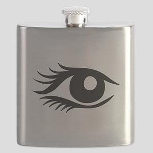 Eye cilia Flask