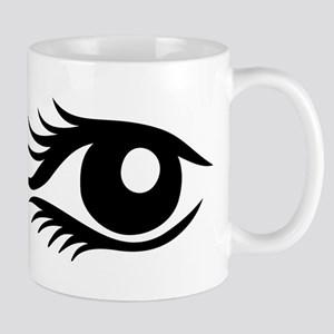 Eye cilia Mug