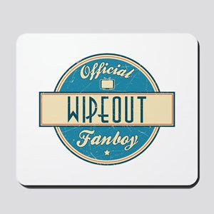 Official Wipeout Fanboy Mousepad