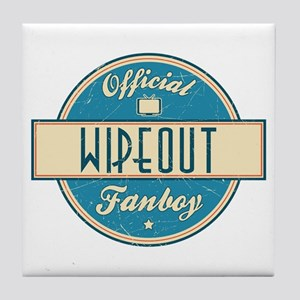 Official Wipeout Fanboy Tile Coaster