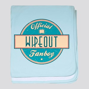 Official Wipeout Fanboy Infant Blanket