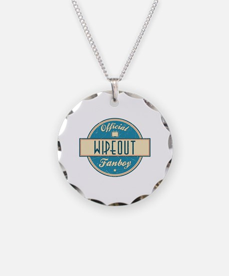 Official Wipeout Fanboy Necklace