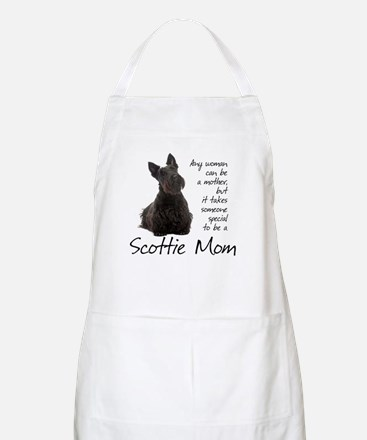 Scottie Mom Apron