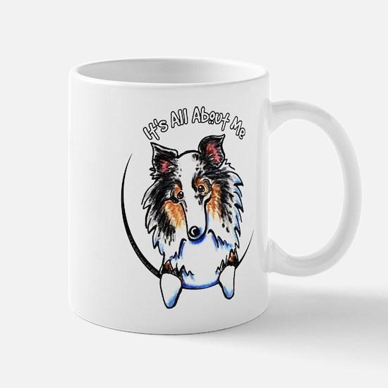 Blue Merle Sheltie IAAM Mug