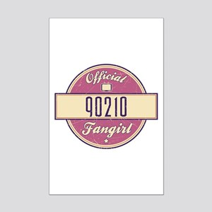 Official 90210 Fangirl Mini Poster Print