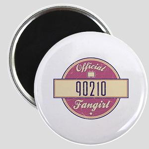 Official 90210 Fangirl Magnet