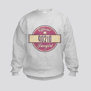 Official 90210 Fangirl Kids Sweatshirt